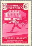 Sellos de Europa - España -  XL ANIVERSARIO ASOCIACION DE LA PRENSA