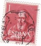 Sellos de Europa - España -  Canonización de S. Juan de Ribera