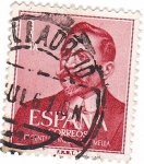 Stamps Spain -  I Centenario del naciemoiento de Juan Vazquez de Mella