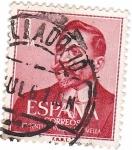 Sellos de Europa - España -  I Centenario del naciemoiento de Juan Vazquez de Mella