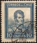 Sellos del Mundo : America : Chile : Ohiggins