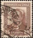 Stamps Chile -  Rulnes