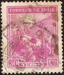 Sellos del Mundo : America : Chile : Termas