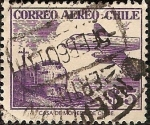 Stamps Chile -  Transportes