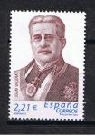 Sellos del Mundo : Europa : España :  Edifil  4160  Juan Valera.