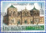 Sellos de Europa - España -  ESPANA 1973 (E2154) Hispanidad Nicaragua - Catedral de Leon 1p