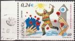 Stamps : Europe : Spain :  ESPAÑA 2001 3806 Sello Fiestas Populares Cipotegato Tarazona Zaragoza usado Espana Spain Espagne