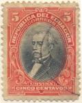 Stamps America - Ecuador -  Urvina