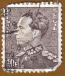 Stamps Europe - Belgium -  LEOPOLDO III Poortman