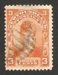 Stamps America - New Foundland -  pcesse alexandra