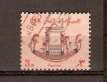 Stamps Egypt -  EMBARCACIÓN  FARAÓNICA