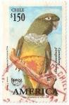 Stamps Chile -  barraquero