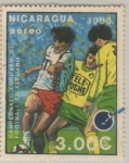 Sellos de America - Nicaragua -  Campeonato Europeo