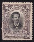 Stamps : America : Ecuador :  MONTALVO