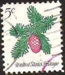 Stamps United States -  POSTAGE