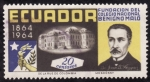 Stamps of the world : Ecuador :  COLEGIO BENIGNO MALO
