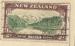 Sellos del Mundo : Oceania : Nueva_Zelanda : Paz