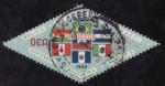 Stamps Ecuador -  OEA