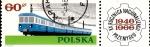 Stamps : America : Poland :  xx ROCZNICA NACIONALIZACII