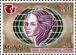 Stamps Monaco -  OÑO INTERNACIONAL DE LA MUJER