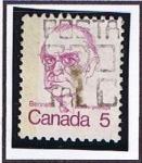 Stamps Canada -  Bennett