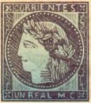 Stamps Spain -  corrientes