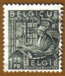 Stamps Europe - Belgium -  BELGIUN EXPORT