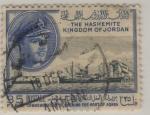 Stamps Asia - Jordan -  Port of Aqaba