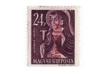 Stamps Hungary -  Monja