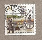 Stamps Germany -  Mercado virtual en Munich