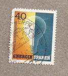 Sellos de Europa - Alemania -  Ahorro de energía
