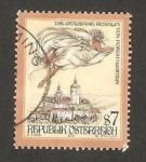 Sellos de Europa - Austria -  cuentos y leyendas