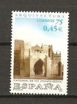 Sellos de Europa - España -  Arquitectura
