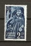 Sellos de Europa - España -  Sahara / Pro Infancia