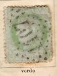 Stamps France -  Republica Francesa Ed 1872