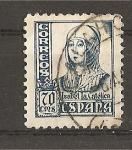 Sellos de Europa - España -  Isabel La Catolica.- sin pie de imprenta.