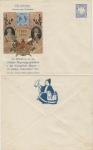 Sellos del Mundo : Europa : Alemania : 1906 ESTADO DE BAYERN, ALEMANIA. 5 SOBRES ENTERO POSTALES. Aniversario de Bayern, 1806-1906.