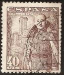 Sellos de Europa - España -  Franco y la Mota