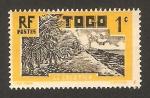 Stamps Africa - Togo -  plantación de cocos