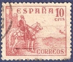 Sellos de Europa - España -  Edifil 818 El Cid 0,10