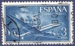 Sellos de Europa - España -  Edifil 1175 Superconstellation 3 aéreo