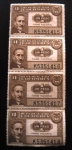 Stamps of the world : Colombia :  ESTEBAN JARAMILLO