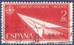 Stamps Spain -  Edifil 1185 Correspondencia urgente 2 (1)
