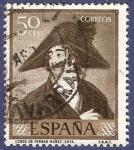 Stamps Spain -  Edifil 1212 Conde de Fernán-Núñez 0,50