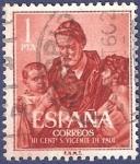 Sellos de Europa - España -  Edifil 1297 San Vicente de Paul 1