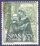 Stamps Spain -  Edifil 1464 Misterios del Santo Rosario 0,70