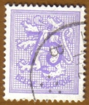 Stamps Europe - Belgium -  HERALIDIC LION