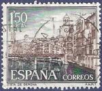 Sellos de Europa - España -  Edifil 1550 Gerona 1,50