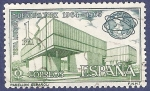 Stamps Spain -  Edifil 1590 Pabellón de España 1