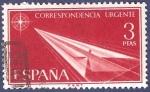 Stamps Spain -  Edifil 1671 Correspondencia urgente 3